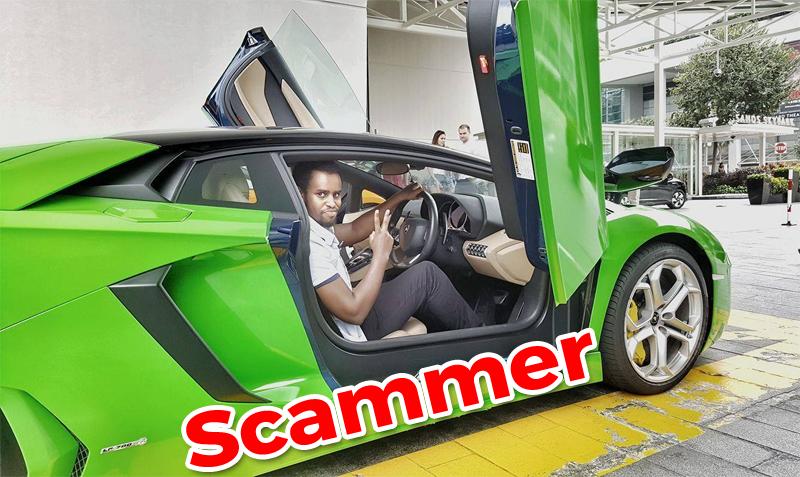 Rahman Nur Scammer
